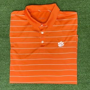 Clemson Tigers polo in great condition